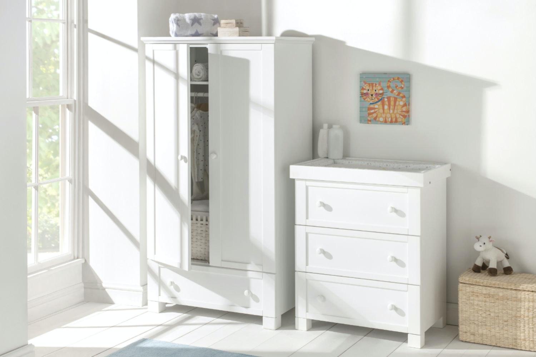 Montreal Dresser | White
