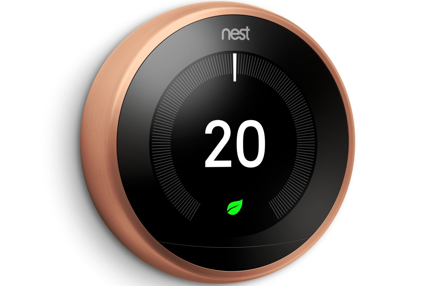 Nest Learning Thermostat | 3rd Generation | Copper
