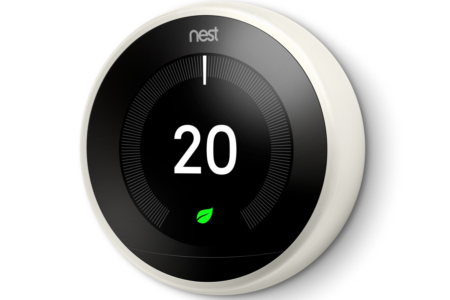Nest Learning Thermostat | 3rd Generation | White