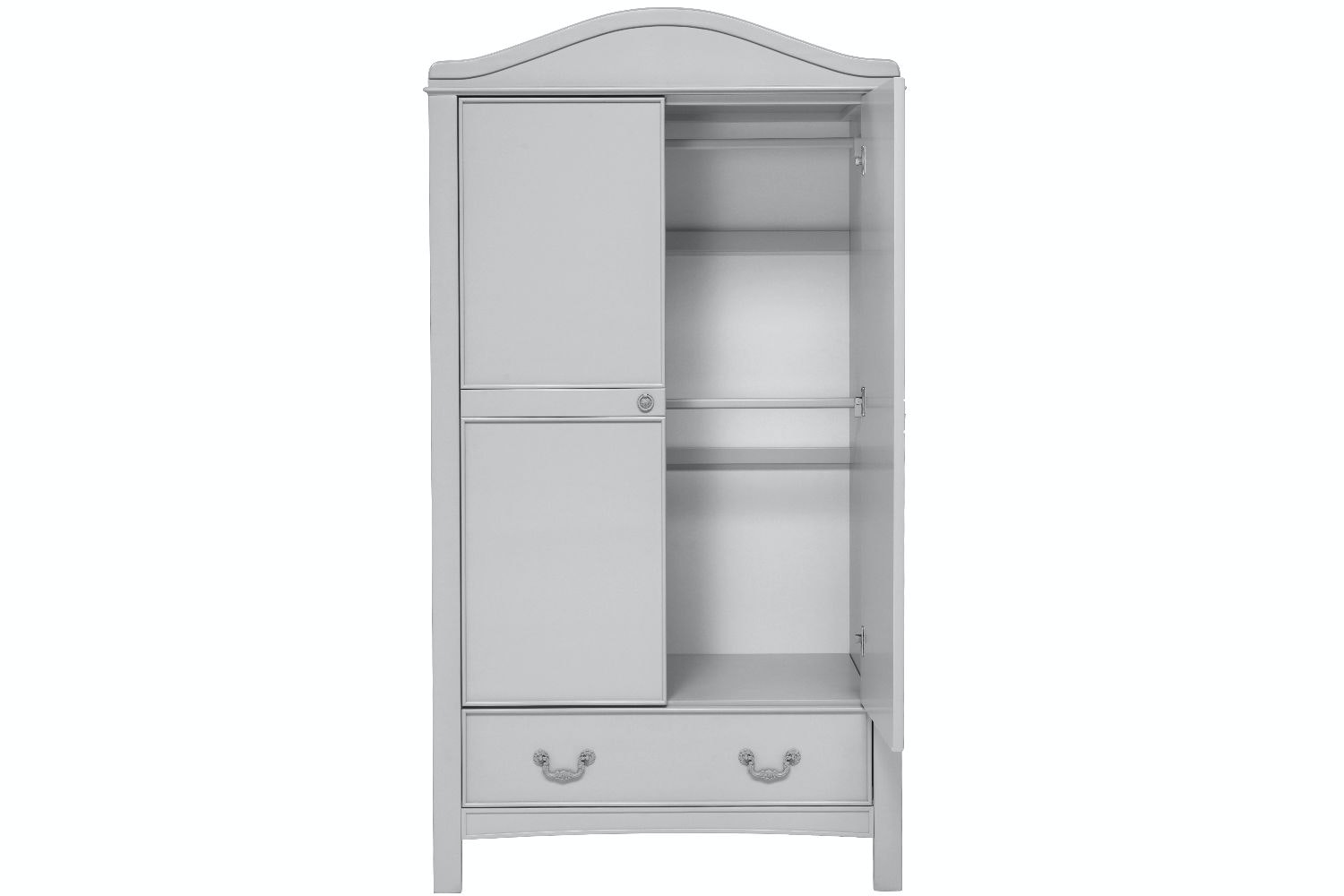 Toulouse Wardrobe | French Grey