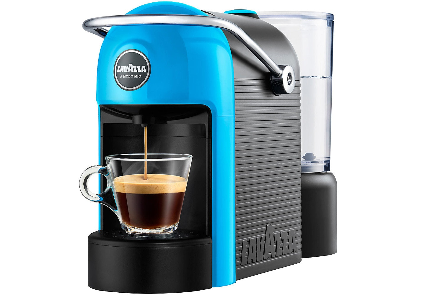 Lavazza A Modo Mio Jolie Coffee Machine | Blue