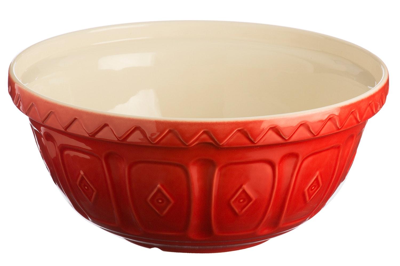 McCane Red Mixing Bowl | 29cm