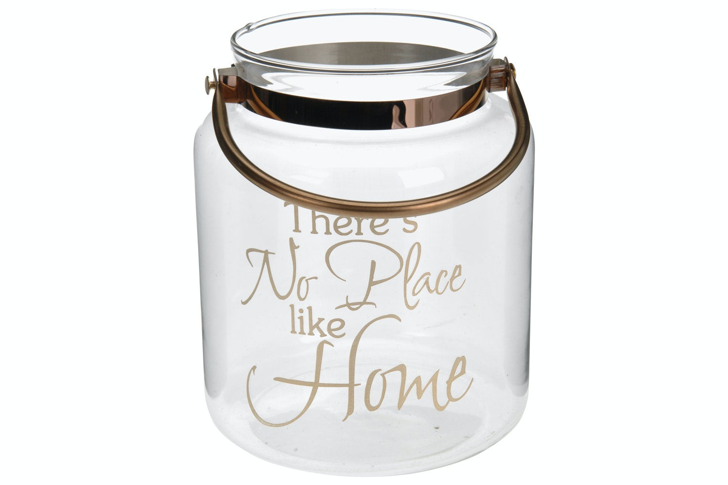 No Place Like Home Lantern