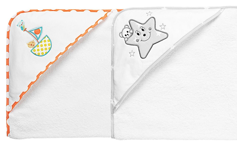 Babysleep Hooded Baby Towel