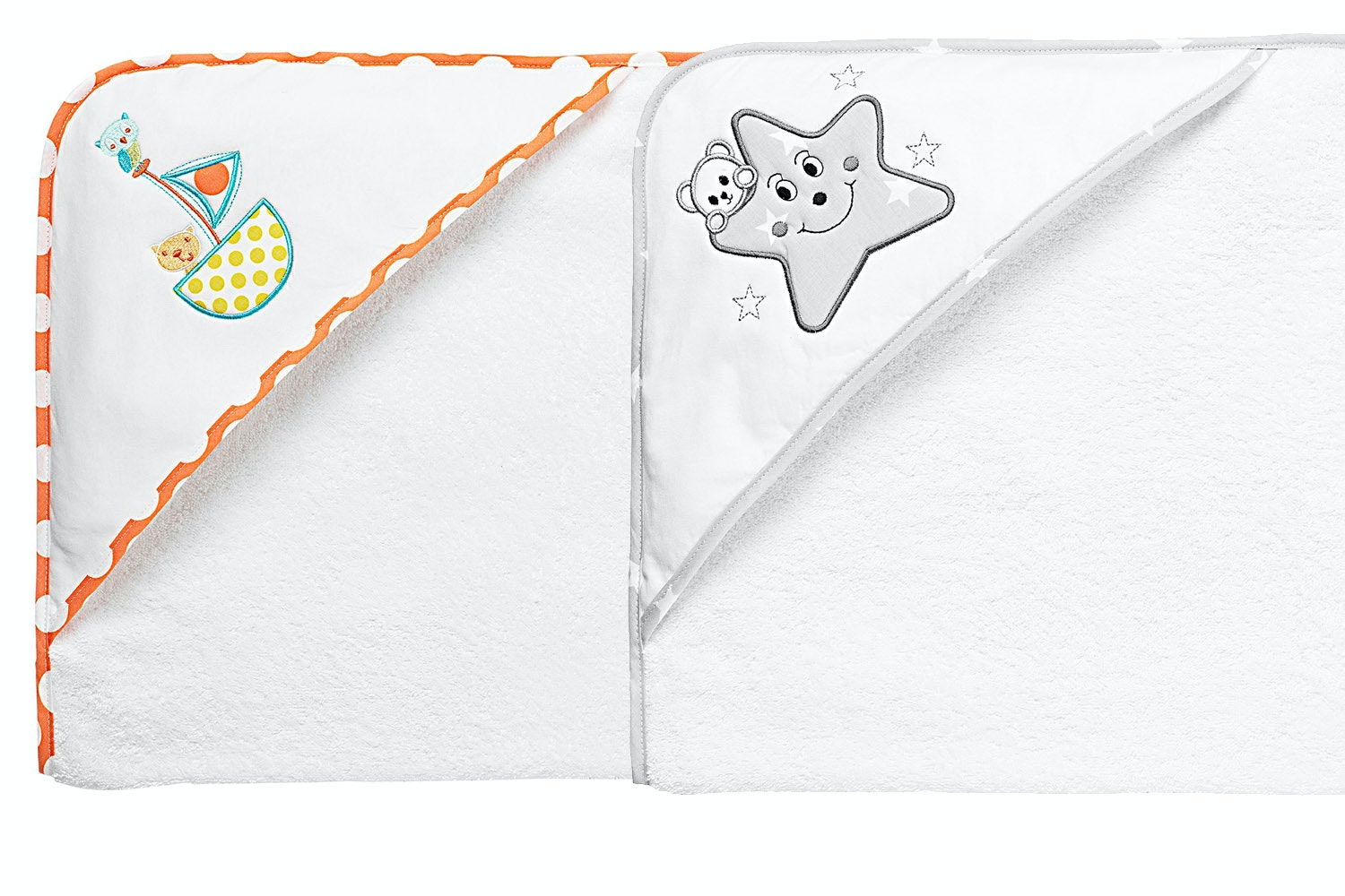 Babysleep Hooded Baby Towel