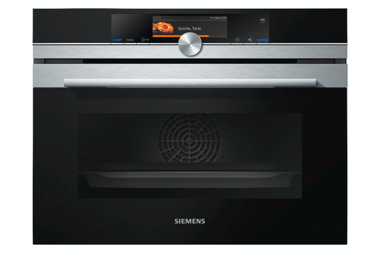 Siemen Compact Steam Oven | CS658GRS1B