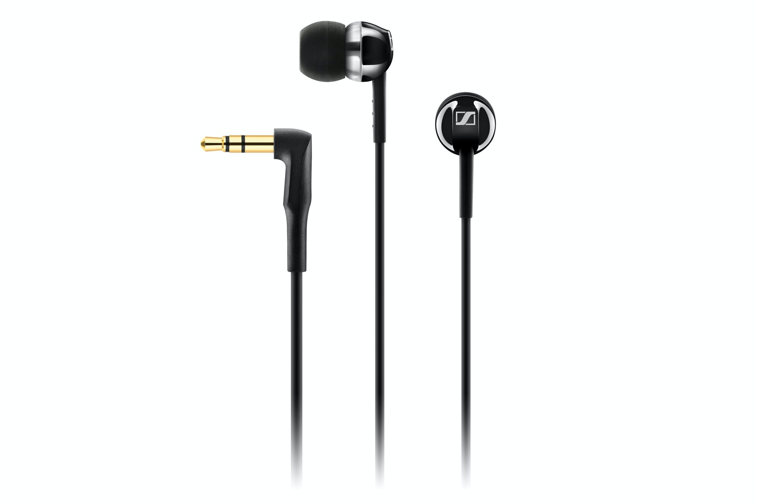 Sennheiser CX1.00 In-Ear Headphones | Black