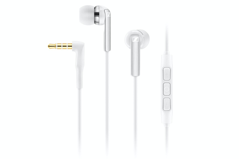 Sennheiser CX2.00 In-Ear Apple Headphones | White