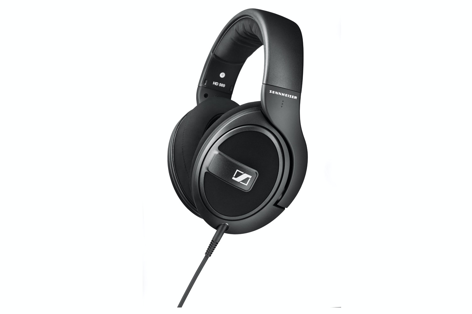 Sennheiser HD569 Over Ear Headphones with Remote