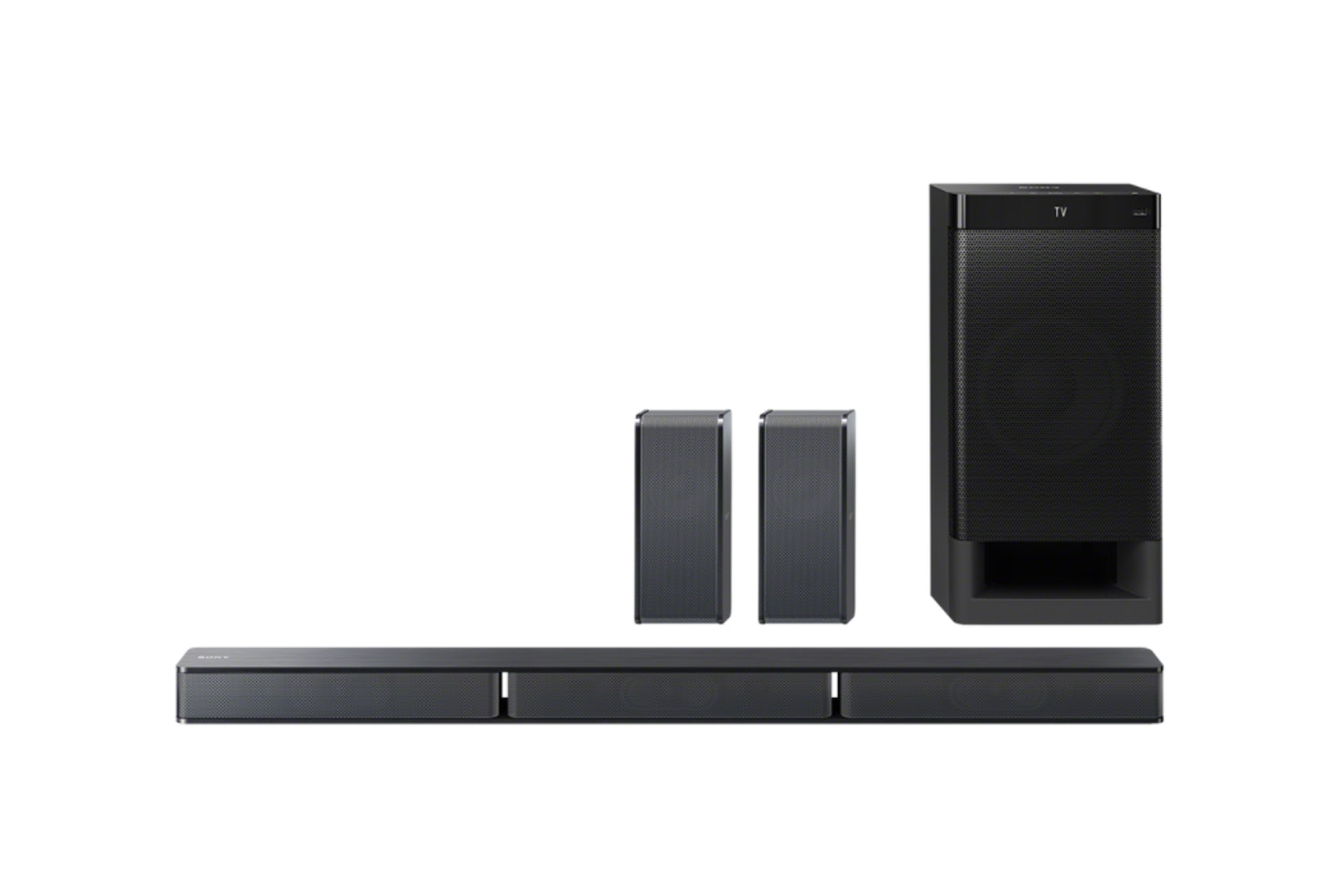 Sony HT-RT3 5.1ch Home Cinema System Soundbar | Black