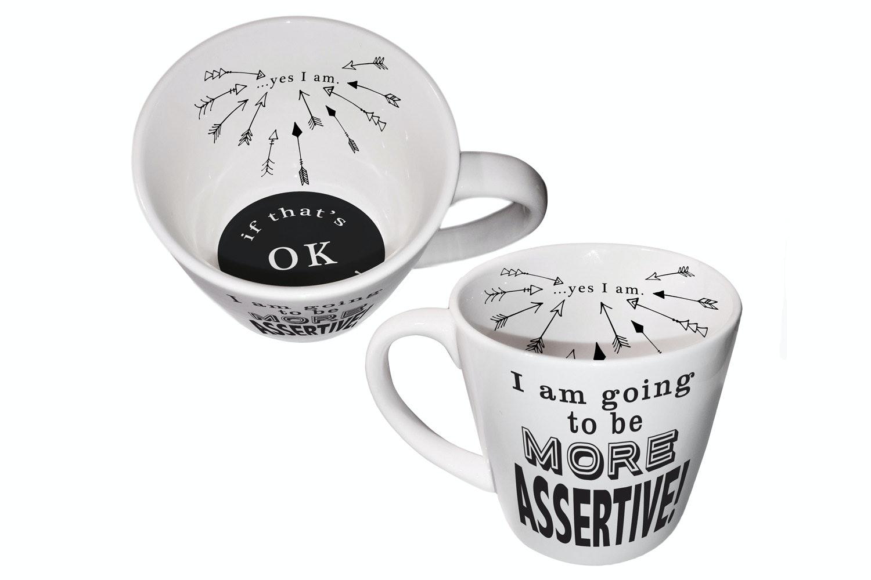 Inside Out Mug | Be More Assertive