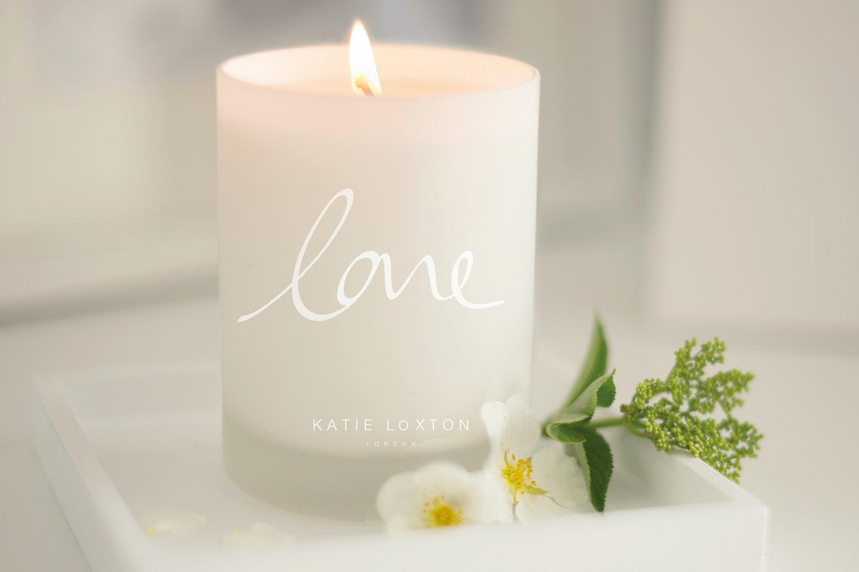 Love | Jar Candle