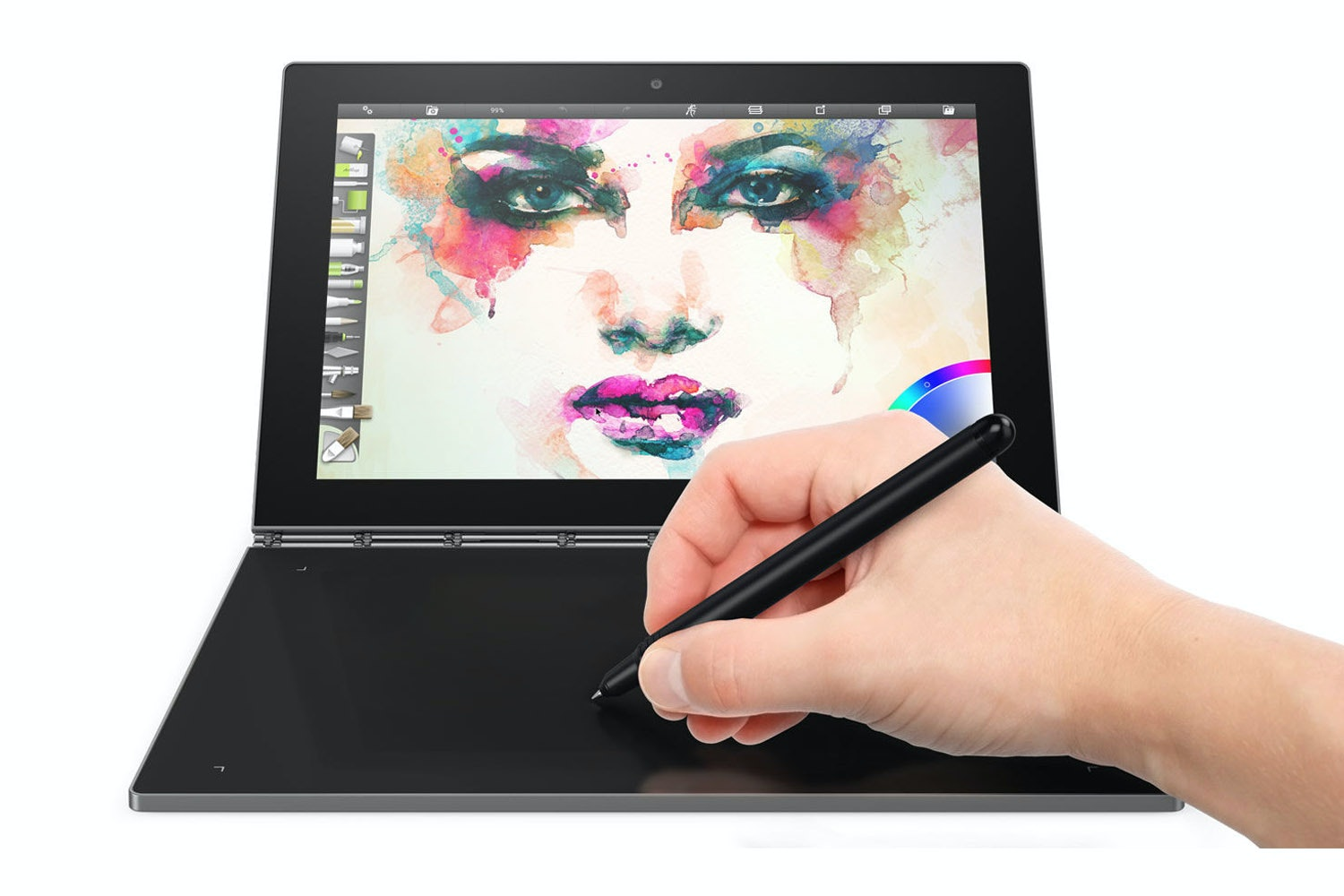 "Lenovo Android Yoga Book 10"" 2-in-1 64 GB 
