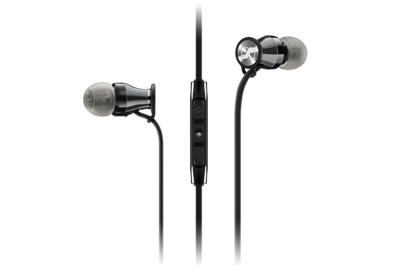 Sennheiser Momentum In Ear Android Earphones | Black