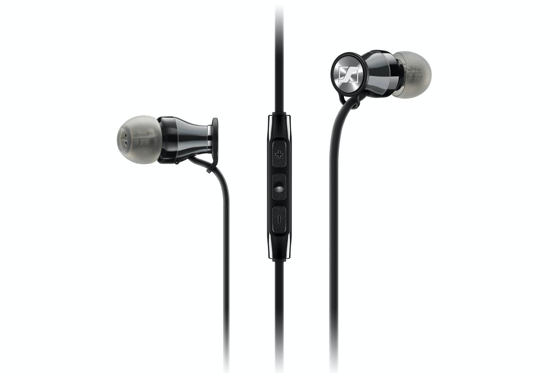Sennheiser Momentum In Ear Apple Earphones | Black