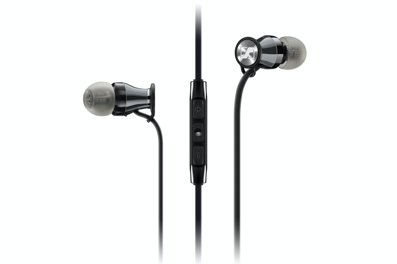 67869611d3b Sennheiser Momentum In Ear Apple Earphones | Black | Ireland