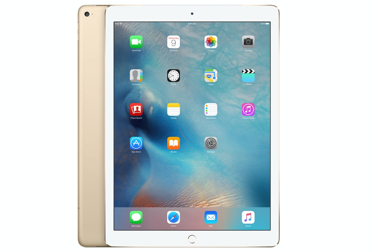 12.9-inch iPad Pro Wi-Fi + Cellular | 256GB | Gold