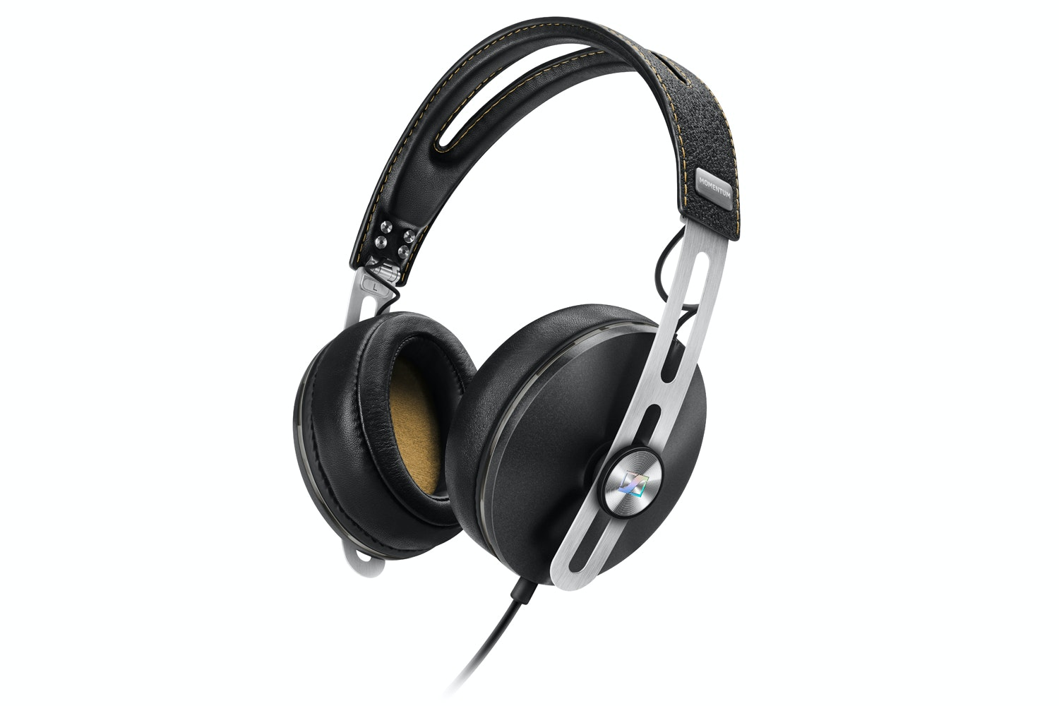Sennheiser Momentum 2.0 Over Ear Apple Headphones | Black