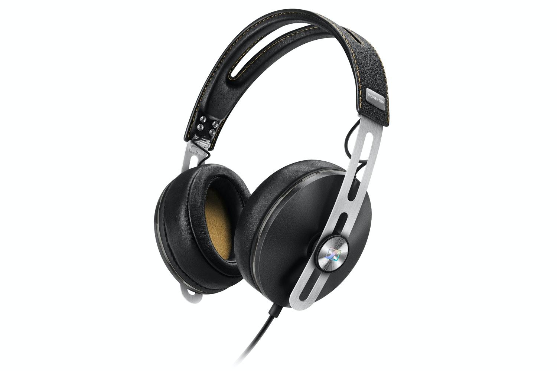 Sennheiser Momentum 2.0 Over Ear Apple Headphones | Black
