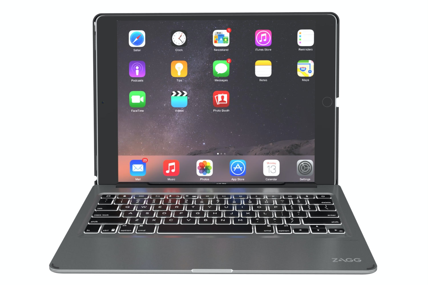 Zagg Slim Keyboard Case |iPad Pro 12.9""
