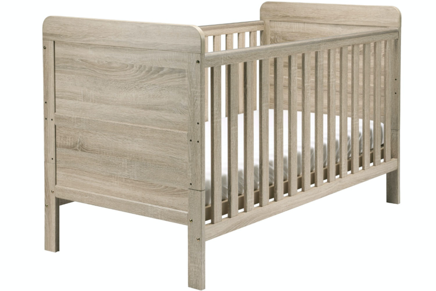 Fontana 2 in 1 Cot Bed | Sonoma Oak