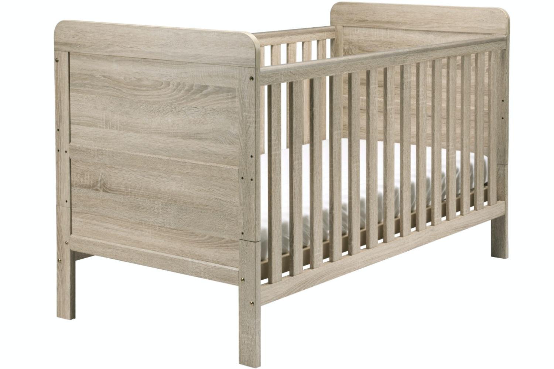 Fontana Cot Bed | Sonoma Oak