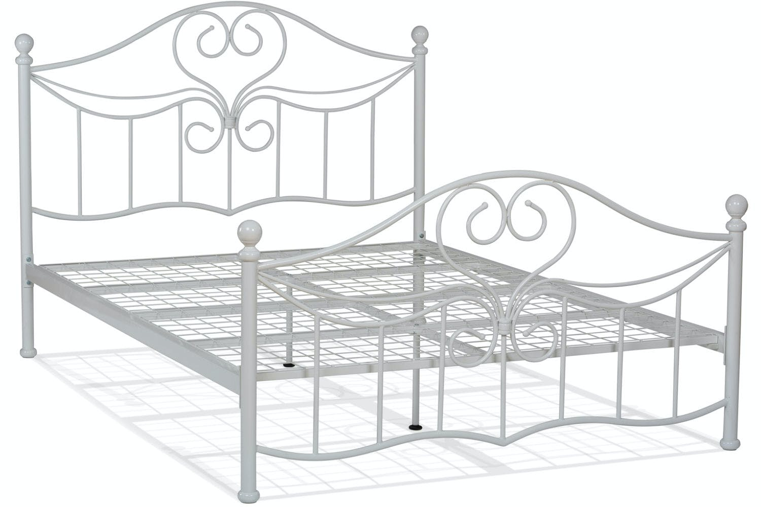 bed home classic beds bronze inspire material victorian graceful less overstock giselle subcat antique q for metal iron by dark garden