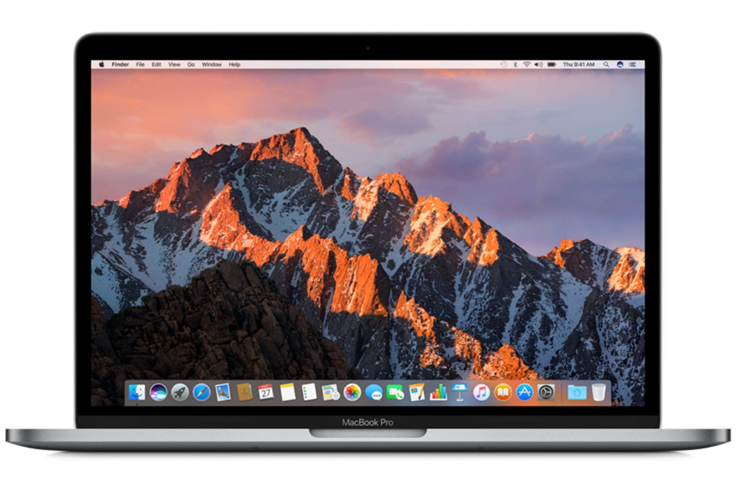 """MacBook Pro 13"""" with Touch Bar   Space Grey   256GB"""