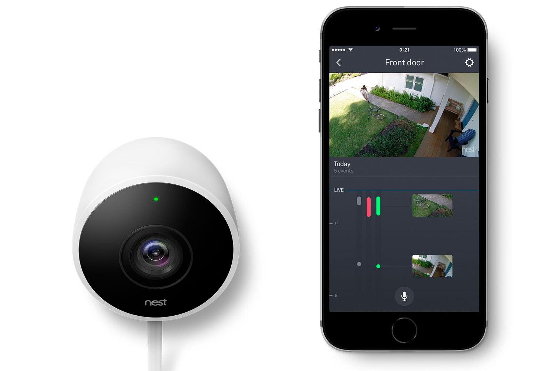 ... Nest Cam | Outdoor ...  sc 1 st  Harvey Norman & Nest Cam | Outdoor | Ireland