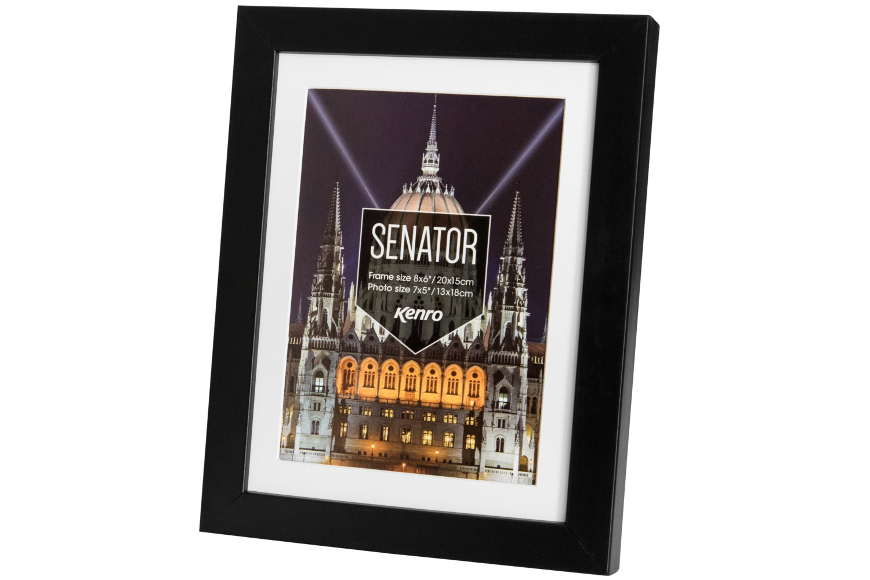 Senator 12x1012x16 Photo Frame Black Ireland