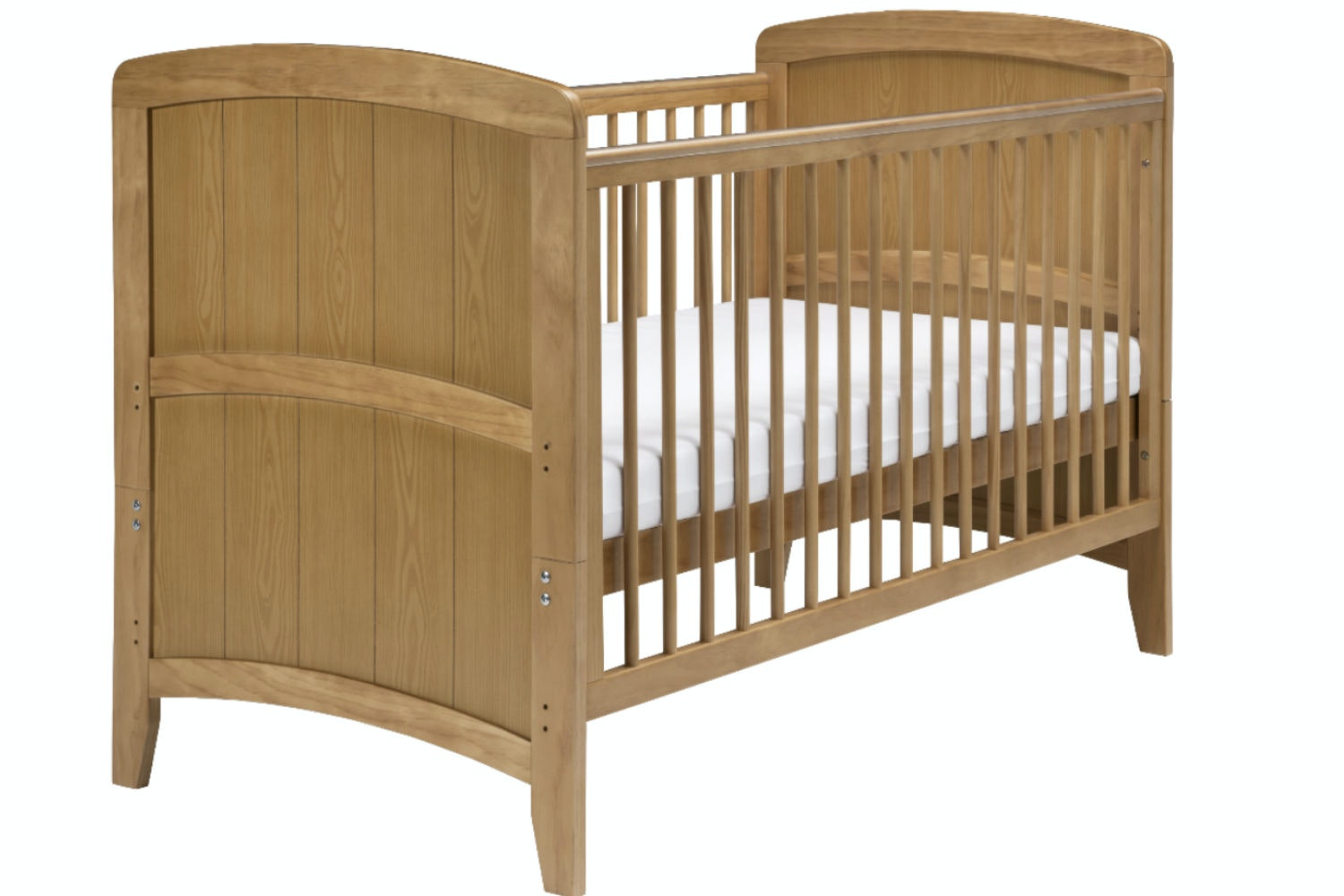 Venice Cot Bed | Antique Pine