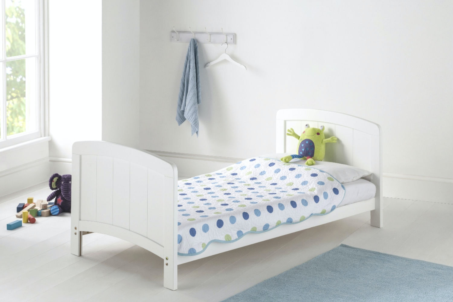 Venice Cot Bed | WhiteVenice Cot Bed | White