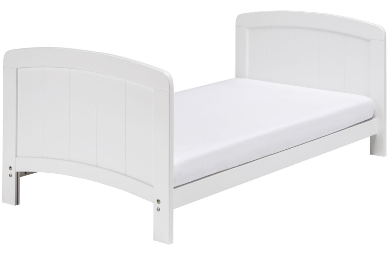 Venice Cot Bed | White