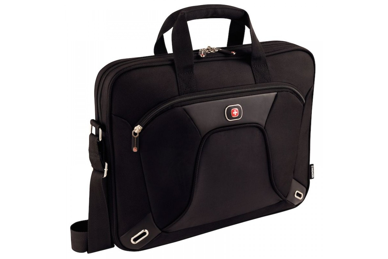 "Wenger Admin 15"" Slim Laptop Bag"