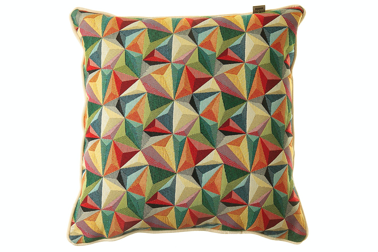 Scatter Box Kaleidoscope Cushion | 43x43cm