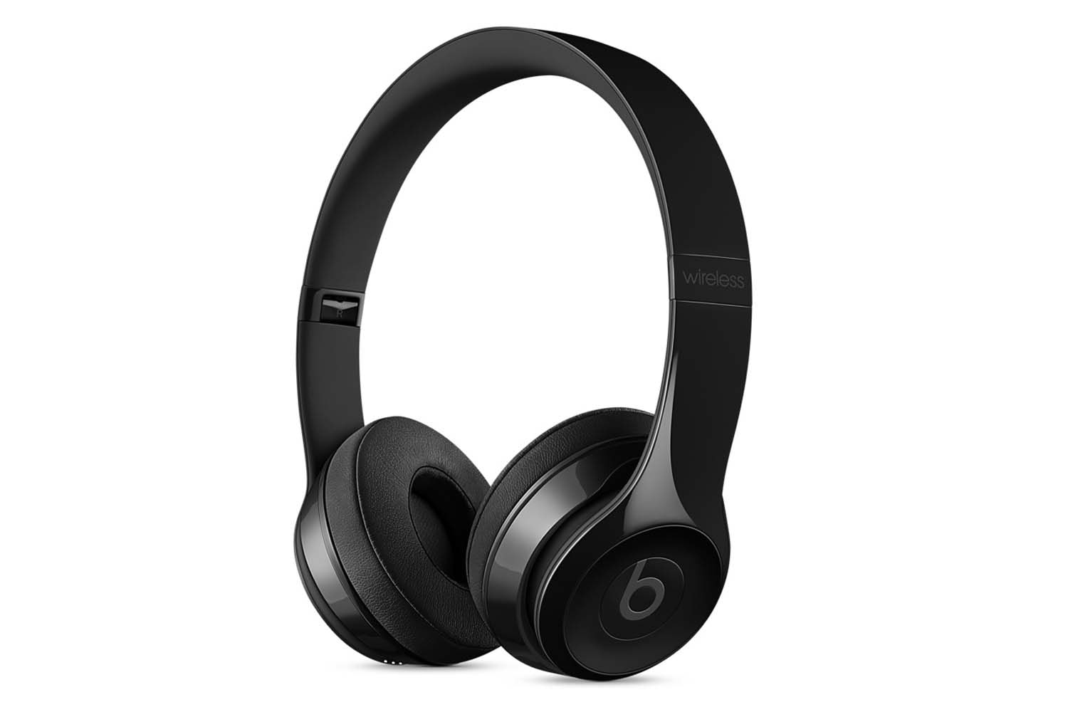 Beats Solo3 Wireless On Ear Headphones | Gloss Black