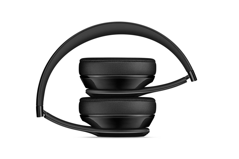 Beats Solo3 Wireless On-Ear Headphones | Gloss Black