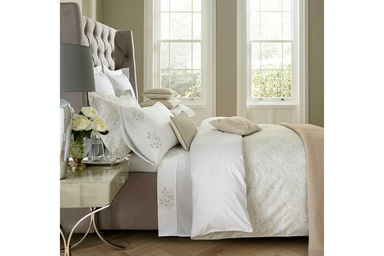 Amirah Duvet Cover | Double