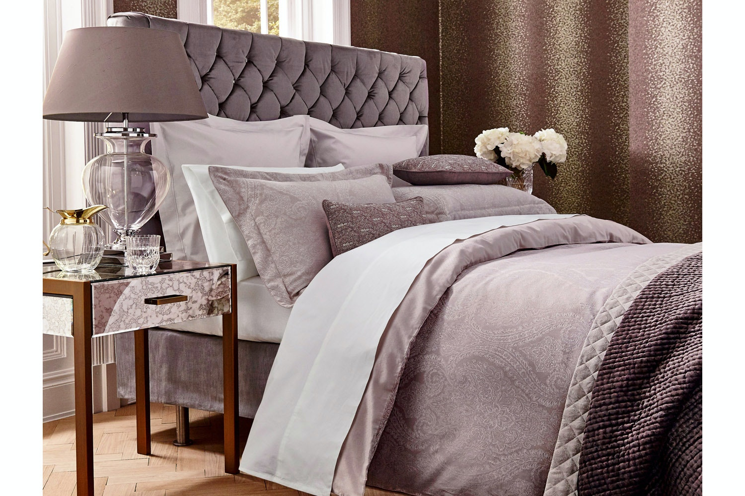 Chera Duvet Cover | King