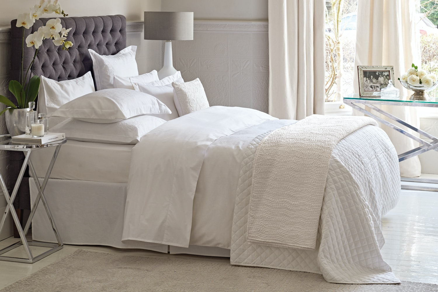 Vauville Duvet Cover | Super King