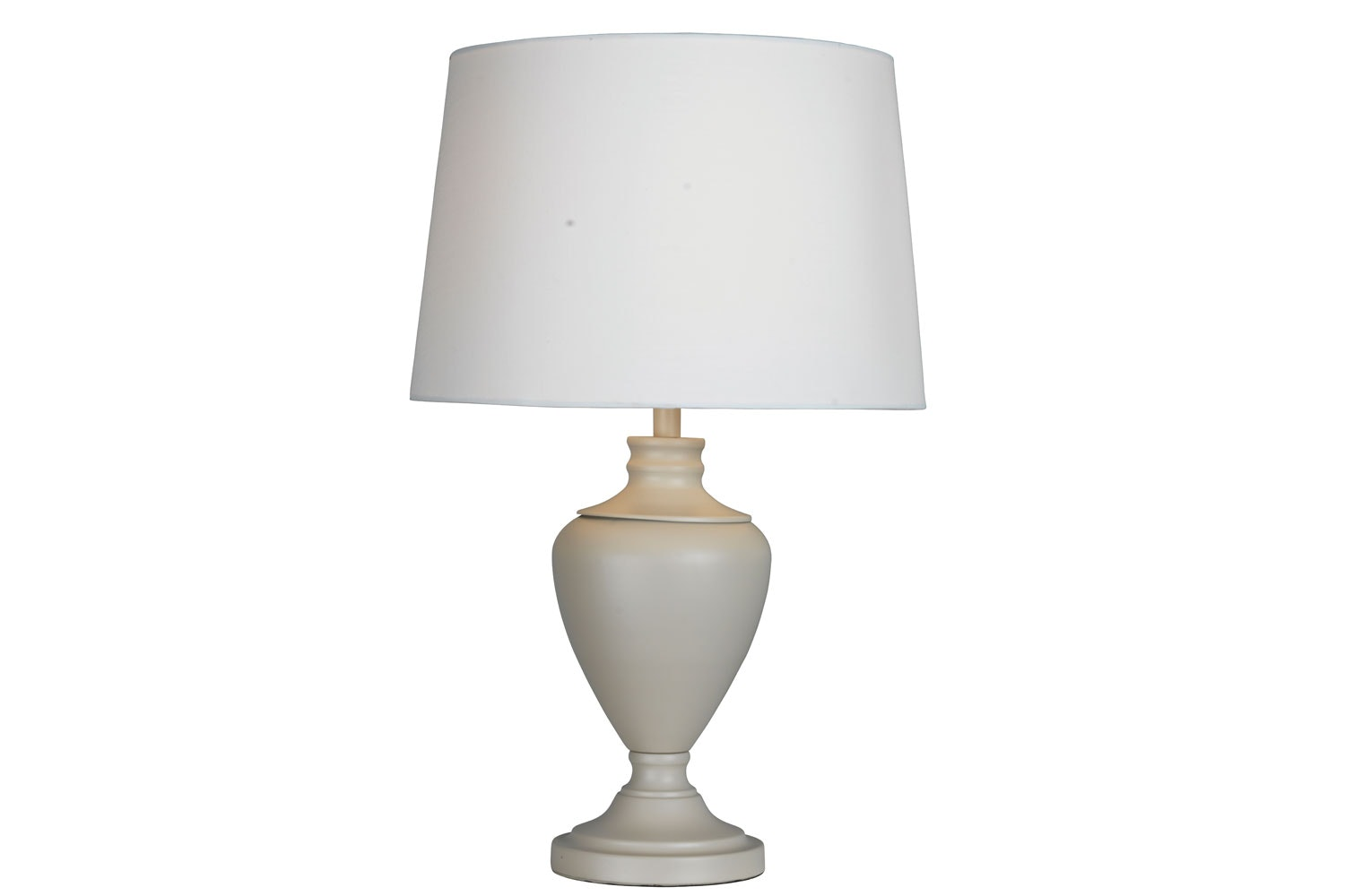 Highgrove Grey Table Lamp