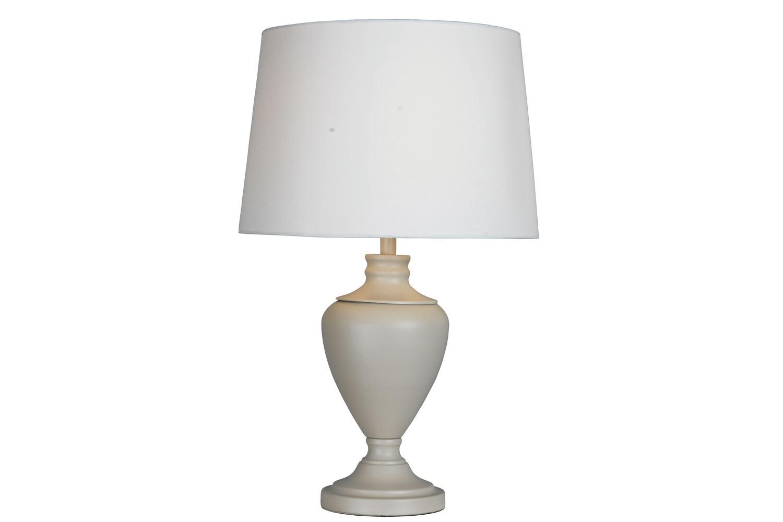 Highgrove Grey Table Lamp