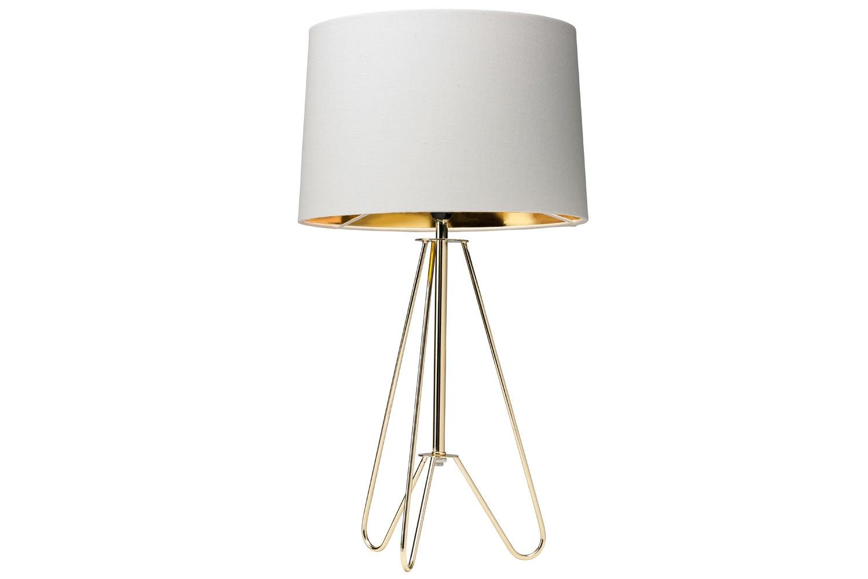 Ziggy Gold Table Lamp