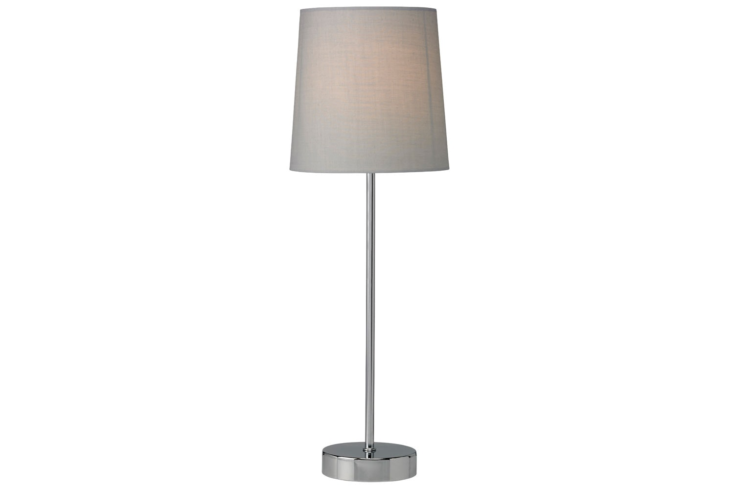 Tall Stick Lamp | Grey