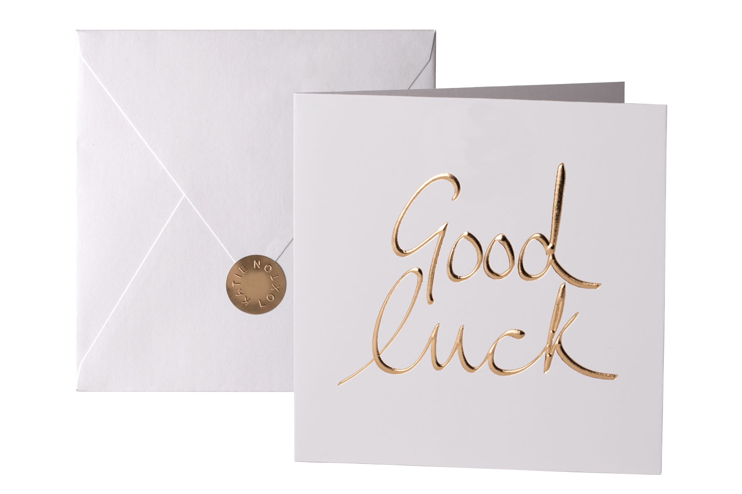 Good Luck | Greeting Card