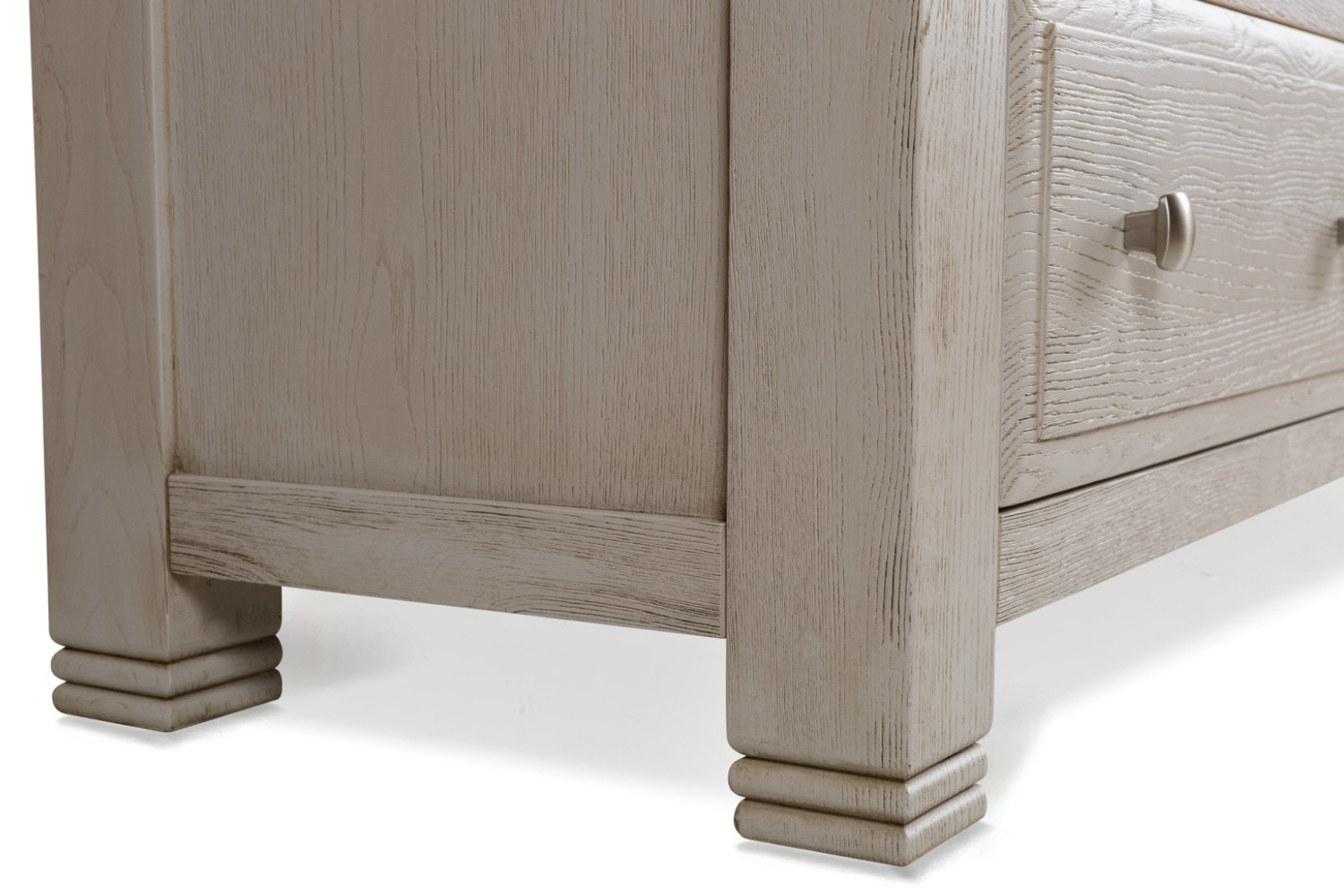 Lancaster 3+4 Drawer Chest | Aged Grey