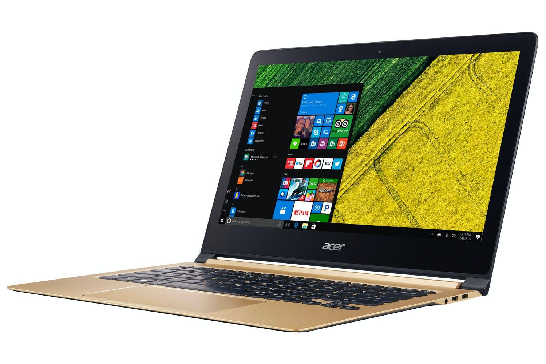 Acer Sf713 51 I5 8gb 256gb Ssd 13 3 Gold Ireland