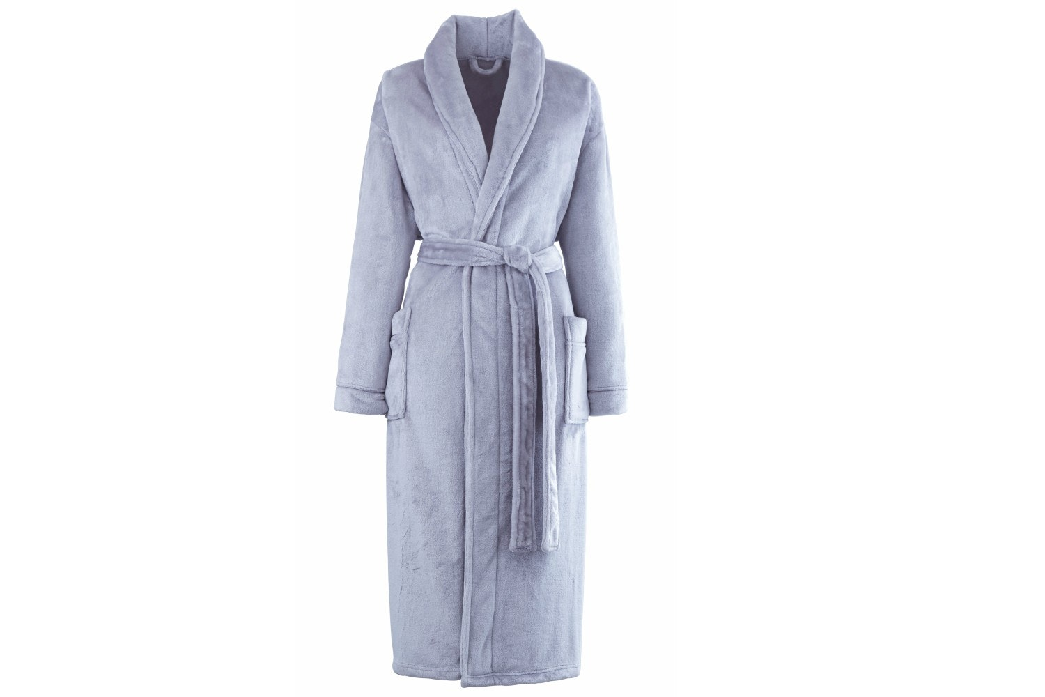 So Soft Bathrobe | Slate