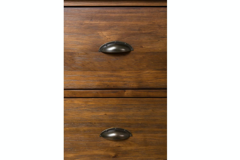 Gemstone 3 + 2 Chest of Drawers | Walnut
