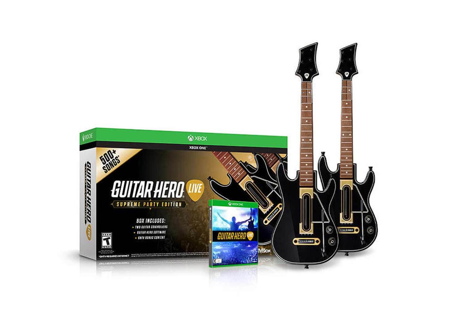 Guitar Hero Supreme Party Edition | Xbox One